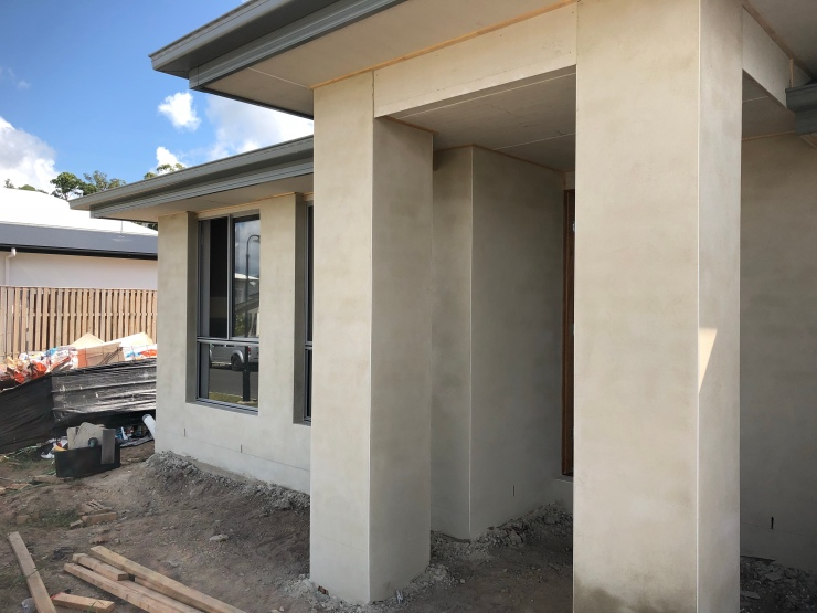 SAND CEMENT – No Waves Render Co – Gold Coast Rendering